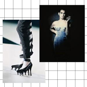 Jean Paul Gaultier vintage inspo